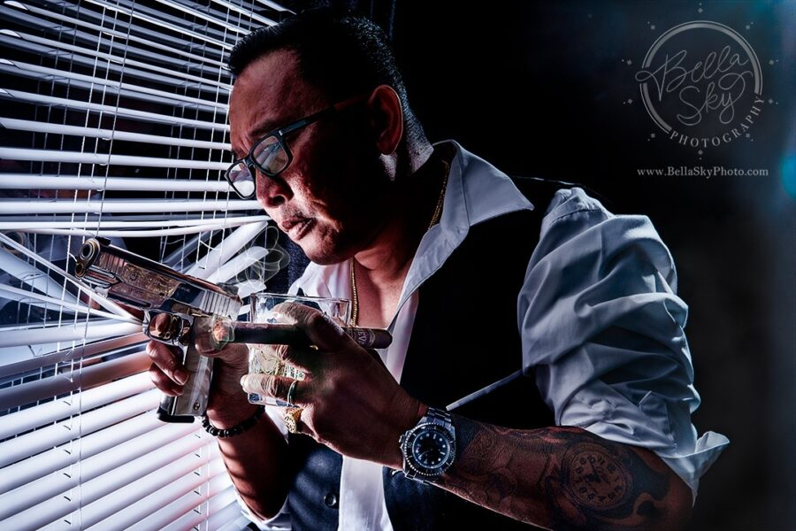 personalized movie-like male portrait missouri